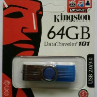 Flashdisk Kingston 64GB Termurah/flashdisk termurah/flash disk termura
