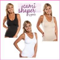 Cami Secret Hot Sharper By Genie bra camisole camisol slim body suit