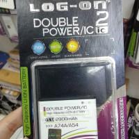 harga Baterai Dobel Power Log On Evercoss A74A/A54 Winner T 2900mah Tokopedia.com
