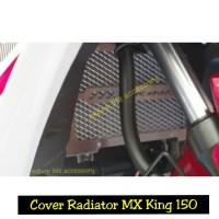 harga Aksesoris Cover Penutup Radiator Original Yamaha Jupiter Mx King 150 Tokopedia.com