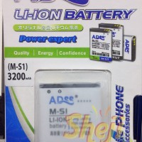 BATERAI ADSS MS-1/MS1 9000 3200 MAH