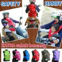 Aksesoris Sabuk Bonceng Zatra untuk Anak Di Motor