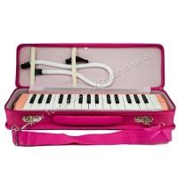 Pianika Bagus / Pianika Murah / Pianika MARVEL HARD COVER Pink