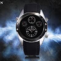 harga Jual Jam Tangan Analog Pria Timex Curren Achilles Hitam Original Tokopedia.com