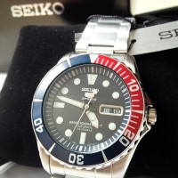 Jam Tangan Seiko 5 Sports Automatic SNZF15, 23 Jewels, 100M