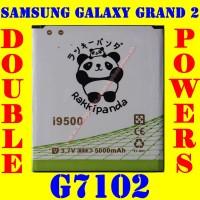 Baterai Batrai Batere Batre Samsung Galaxy Grand 2 G7102 Rakki Panda