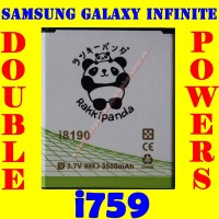 Baterai Batrai Batere Batre Samsung Galaxy Infinite I759 Rakki Panda