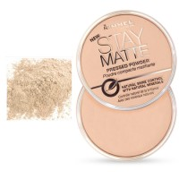 Rimmel Stay Matte Powder 003 Natural