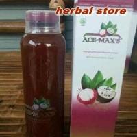 Khasiat Obat Herbal Ace Maxs, Jus Kulit Manggis Multi Manfaat