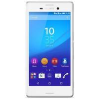Sony Xperia M4 Aqua Single SIM 4G LTE 8GB Ram 2GB Putih Garansi Resmi