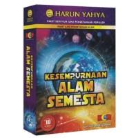 Paket Edukasi Harun Yahya : Kesempurnaan Alam Semesta 10 VCD