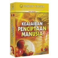 Paket Edukasi Harun Yahya : Keajaiban Penciptaan Manusia 8 VCD