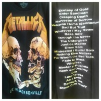 harga Kaos Metal Punk Hardcore Rock Diesounter Merch Metallica Tokopedia.com