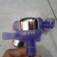 Bell Cateye Ungu