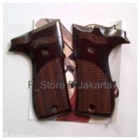 Grip Kayu Airgun Walther CP88 Umarex German