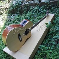 harga Gitar Grand Eq7545r Natural Di Wijaya Store Tokopedia.com