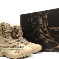 """Sepatu Hanagal Spider 8"""" Hpi tactical military outdoor boots original"""