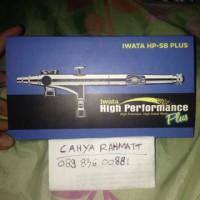 airbrush / penbrush iwata custom micron hp-sb plus