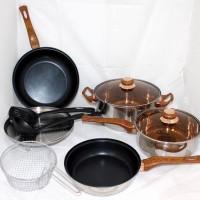 Ox-911 oxone basic cookware set