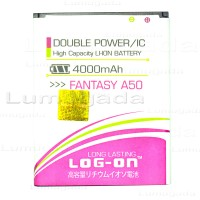 MITO Fantasy A50 Baterai - LOG ON LOGON LOG-ON BATRE Battery Batere