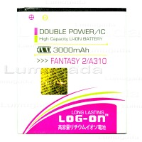 Mito Fantasy 2 A310 Battere - Log On Logon Log-on Batre Battery Batere