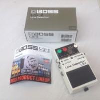 BOSS LS-2 Line Selector / Power Supply