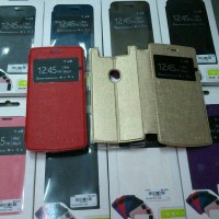 Leather Flip Case Oppo N3 View