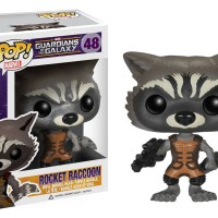 Jual Funko POP Guardian Of The Galaxy Rocket Raccoon Murah