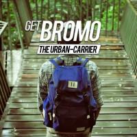 GET #Bromo Tas Carrier Backpack 40 L (reguler)