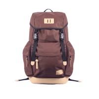 GET #Bromo Tas Carrier Backpack Ransel Travel Punggung 40 L Coklat