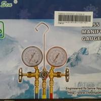 harga Manifold Gauge Set Heng Sen Untuk R410a Tokopedia.com