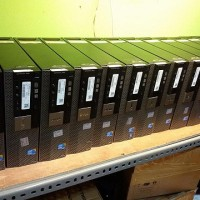 OBRAL PC DELL MINI Optiplex 980 Corei5 / Muriah Meriah / Mulus