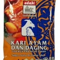 Jual Bumbu Kari adabi untuk ayam dan daging Murah