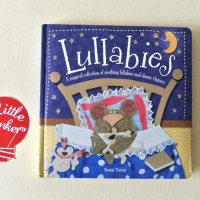 Kate Toms Lullabies - buku impor import anak english inggris