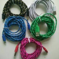 harga kabel charger 3m / tali sepatu Tokopedia.com
