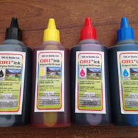 Tinta infus printer Canon/ tinta isi ulang printer Canon