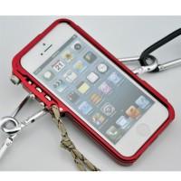 iPhone 4, 4s 4thdesign Trigger Alumunium Bumper
