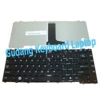 Keyboard Laptop Toshiba Sat L305 L310 L510 M200 M205 M300 M305 Black