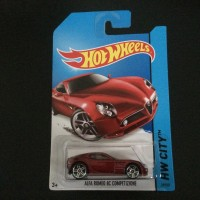 Alfa Romeo 8C Competizione - Hot Wheels Diecast