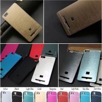 Hardcase Brushed Metal Alumunium Hard Cover Case Xiaomi Mi4i / Mi 4i