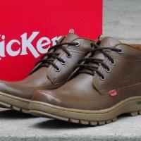 harga Kickers Paladin Leather Boot Original Tokopedia.com