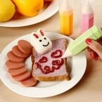 Food Drawing Pen for bento nasi isi 3 pcs warna colours spidol pewarna