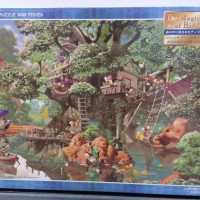 harga Tenyo Disney Puzzle - 1000 Pcs Magical Tree House Tokopedia.com