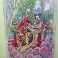 Tenyo Disney Puzzle 1000 pcs - Minne Japanese Wedding