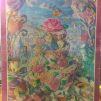 Tenyo Disney Puzzle 1000 pcs - Alice In Sweets Land