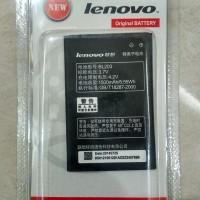 Baterai Lenovo BL203 BL-203 BL 203 A369i A316 Double Power Batre Dobel
