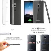 Hardcase Imak Crystal Sri2 Case Hard Casing Cover Bening OnePlus Two 2