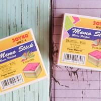 Memo Stick (post-it) joyko MMS-4 9 warna