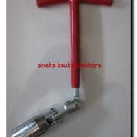 Kunci Busi Flexible 18mm
