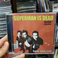 CD SUPERMAN IS DEAD (SID) - KUTA ROCK CITY